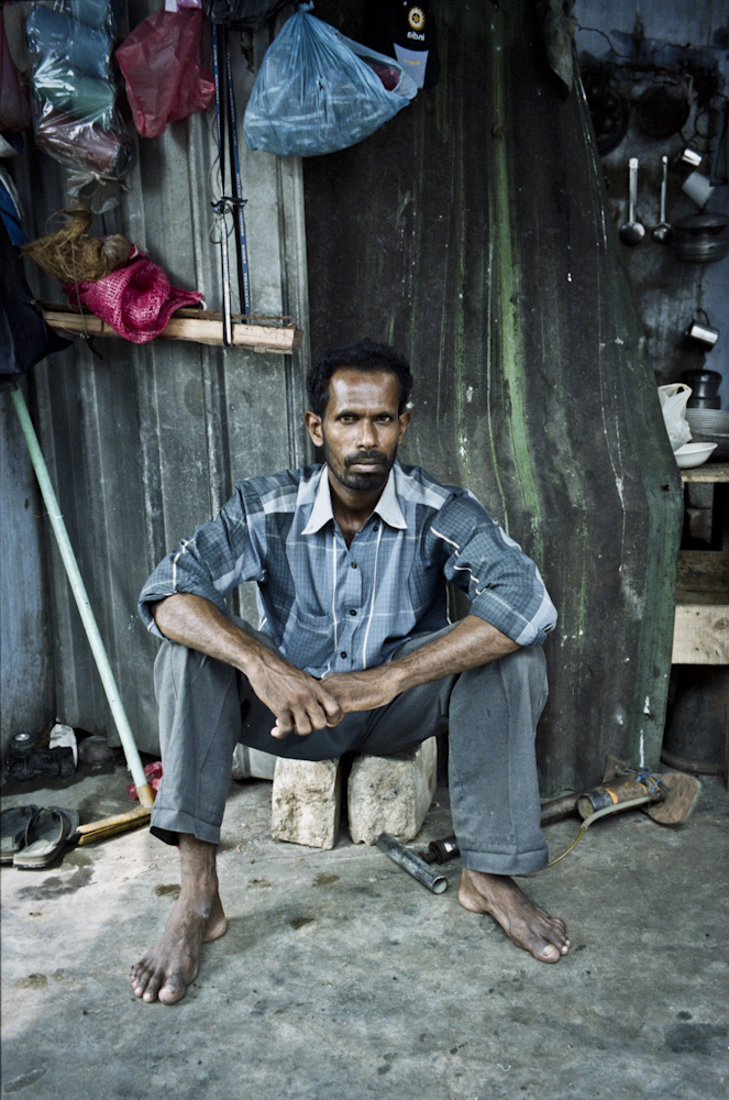 Sri Lankan IDP's
