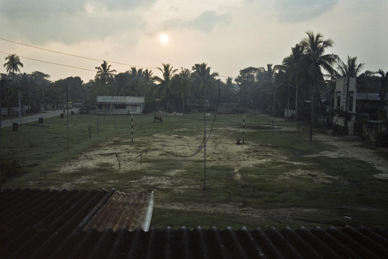 Jaffna au petit matin