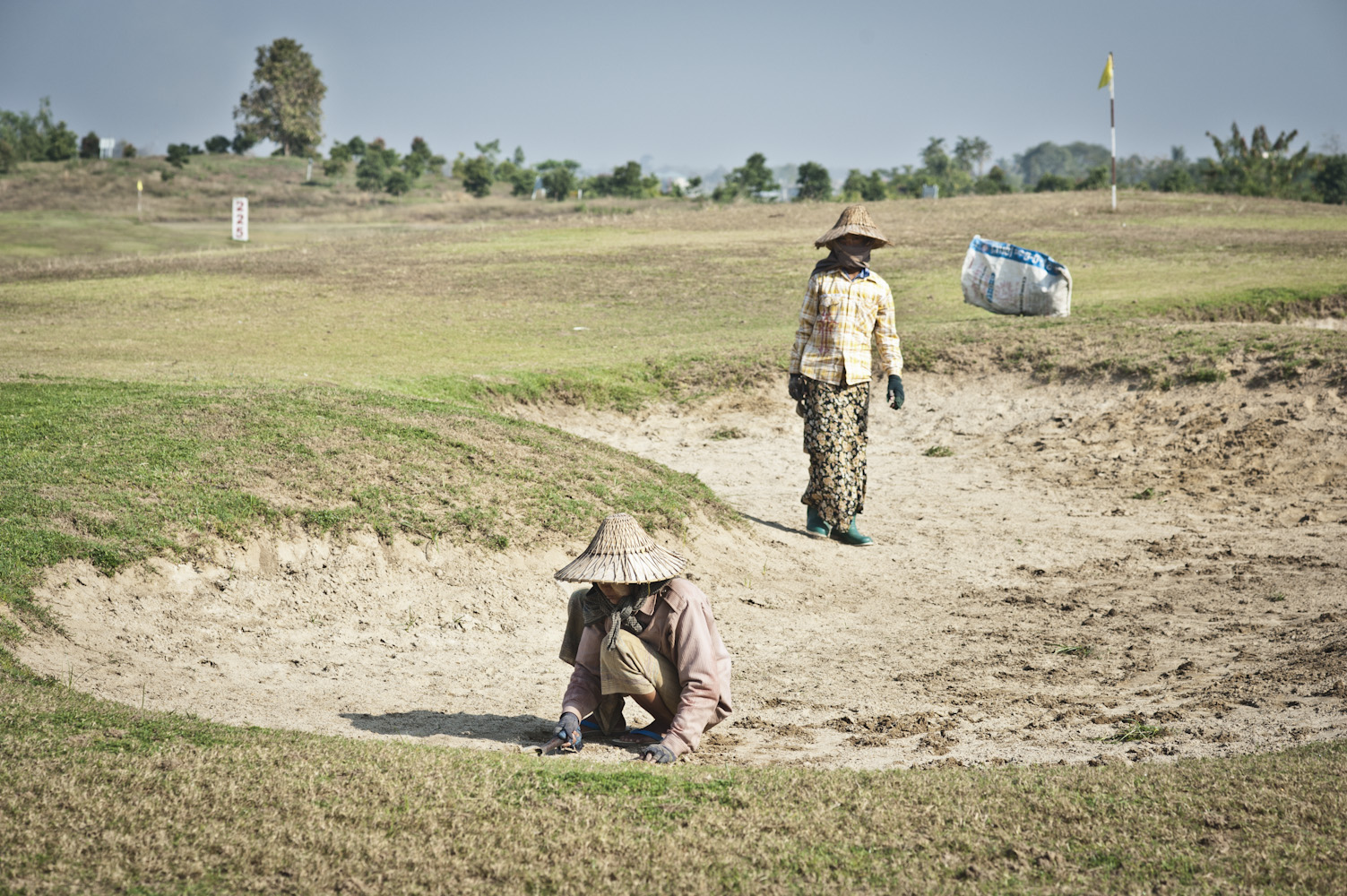 Nay Pyi Daw, cité fantome de la junte birmane