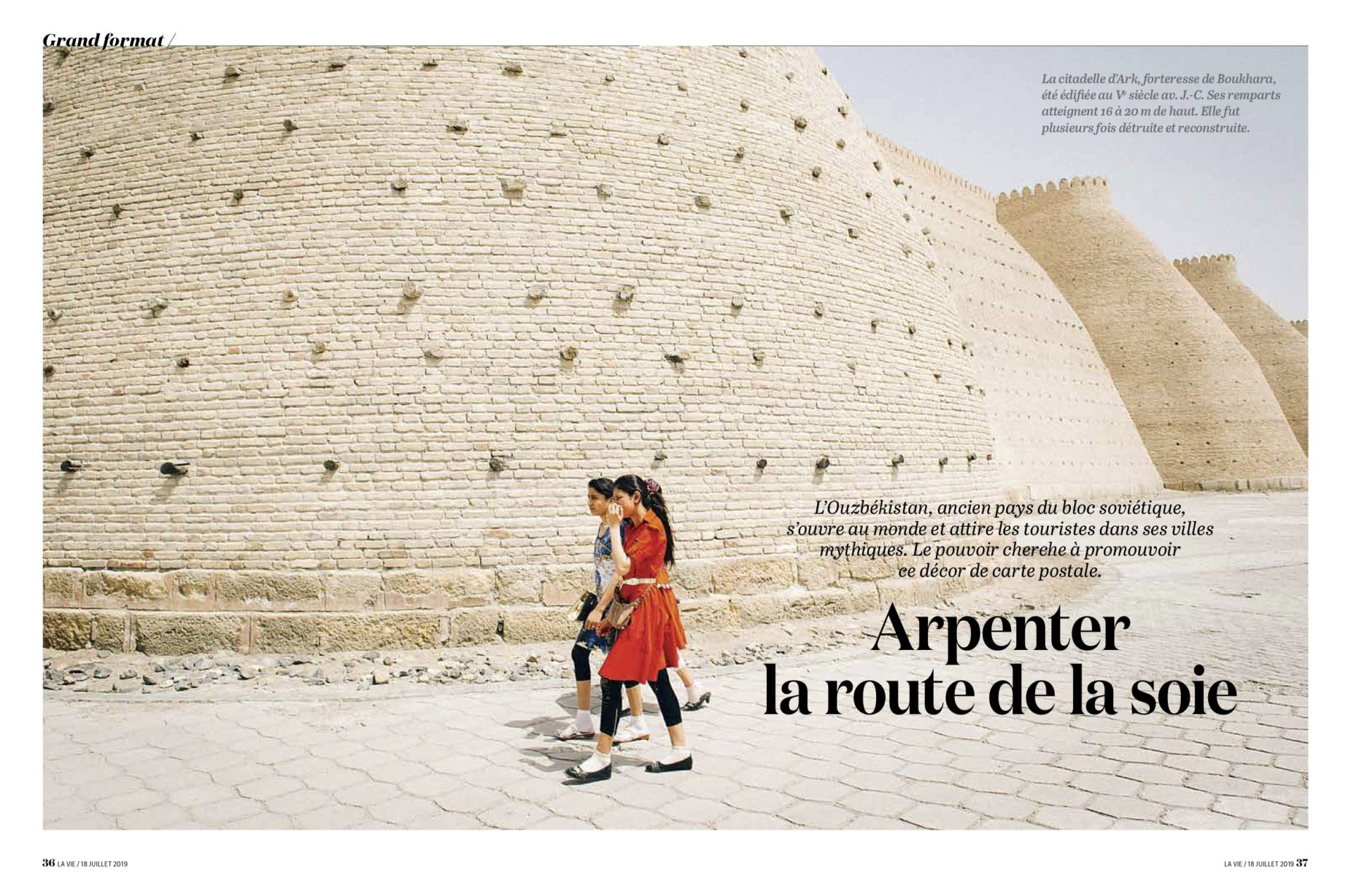 La Vie Magazine