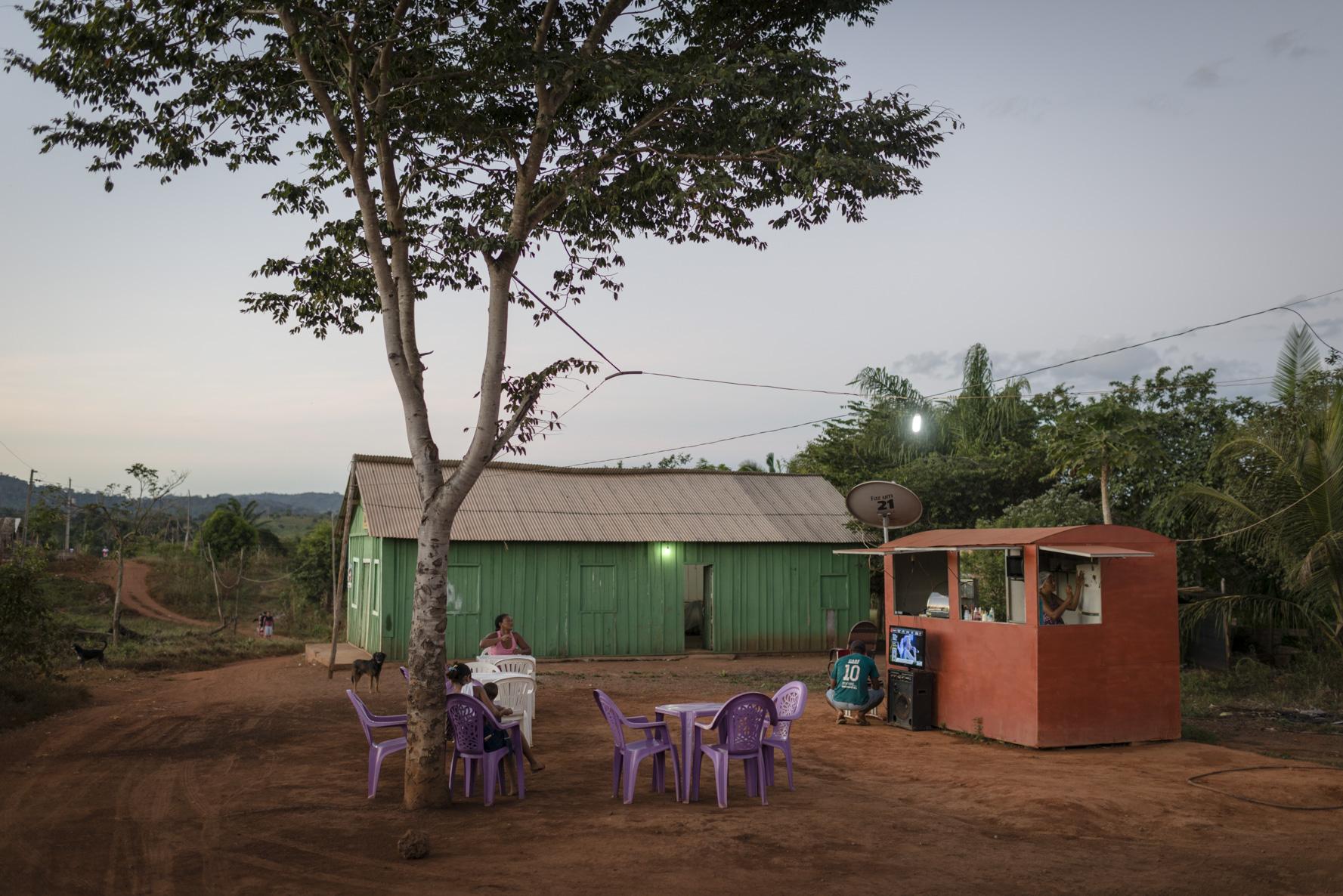 Frei Henri Camp MST Brazil