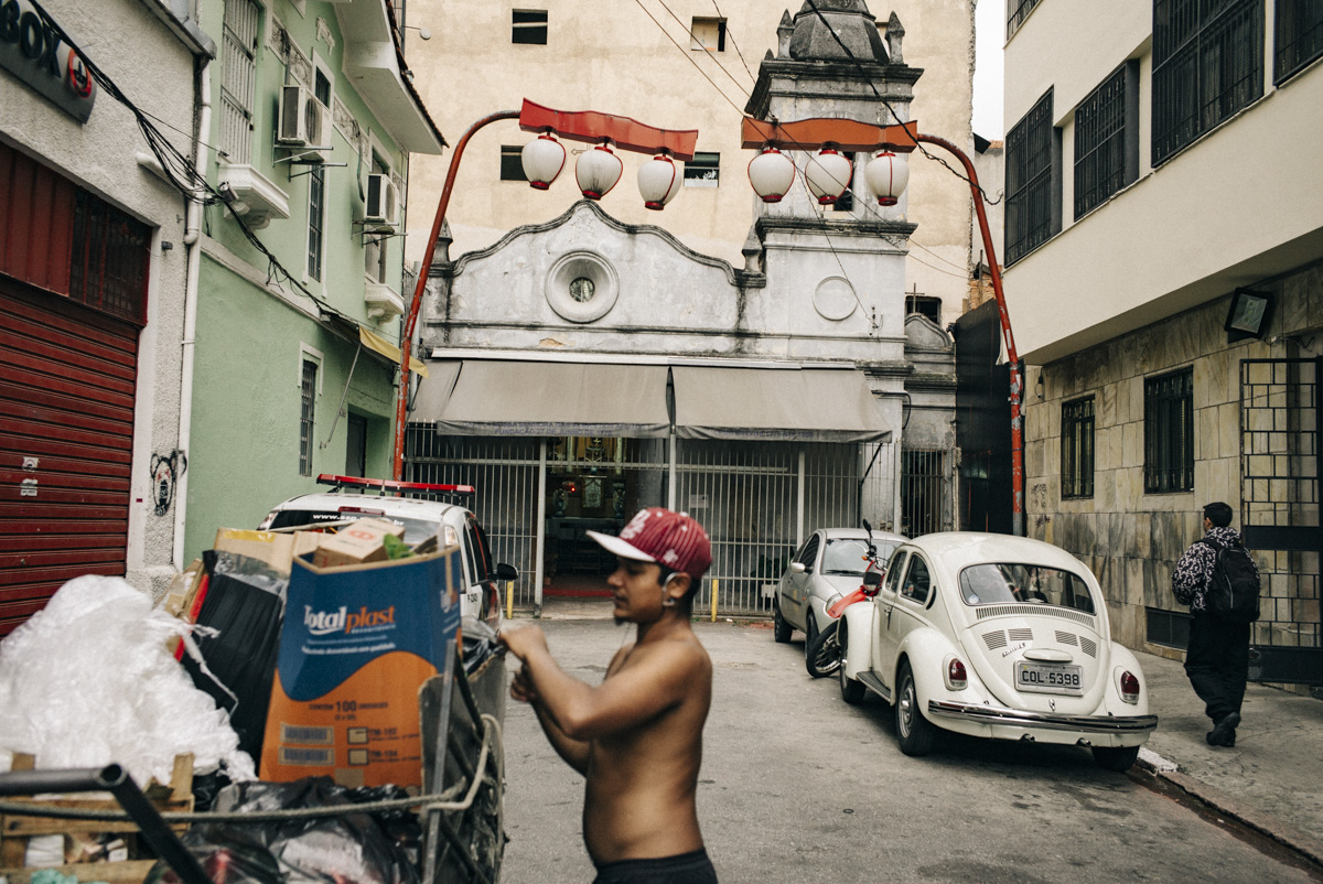 Liberdade, São Paulo, 2018.